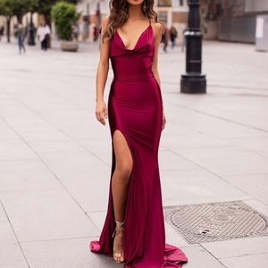 Alamour The Label Desirae Gown